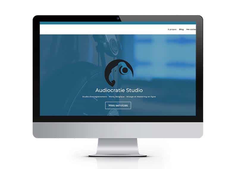 Audiocratie Studio - Alexandre D'Avvocato - Portfolio Espace Digital
