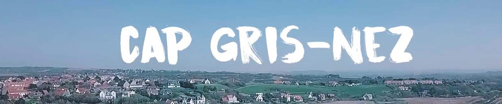 Cap Gris-Nez vidéo drone par Espace-digital Nicolas Masoni