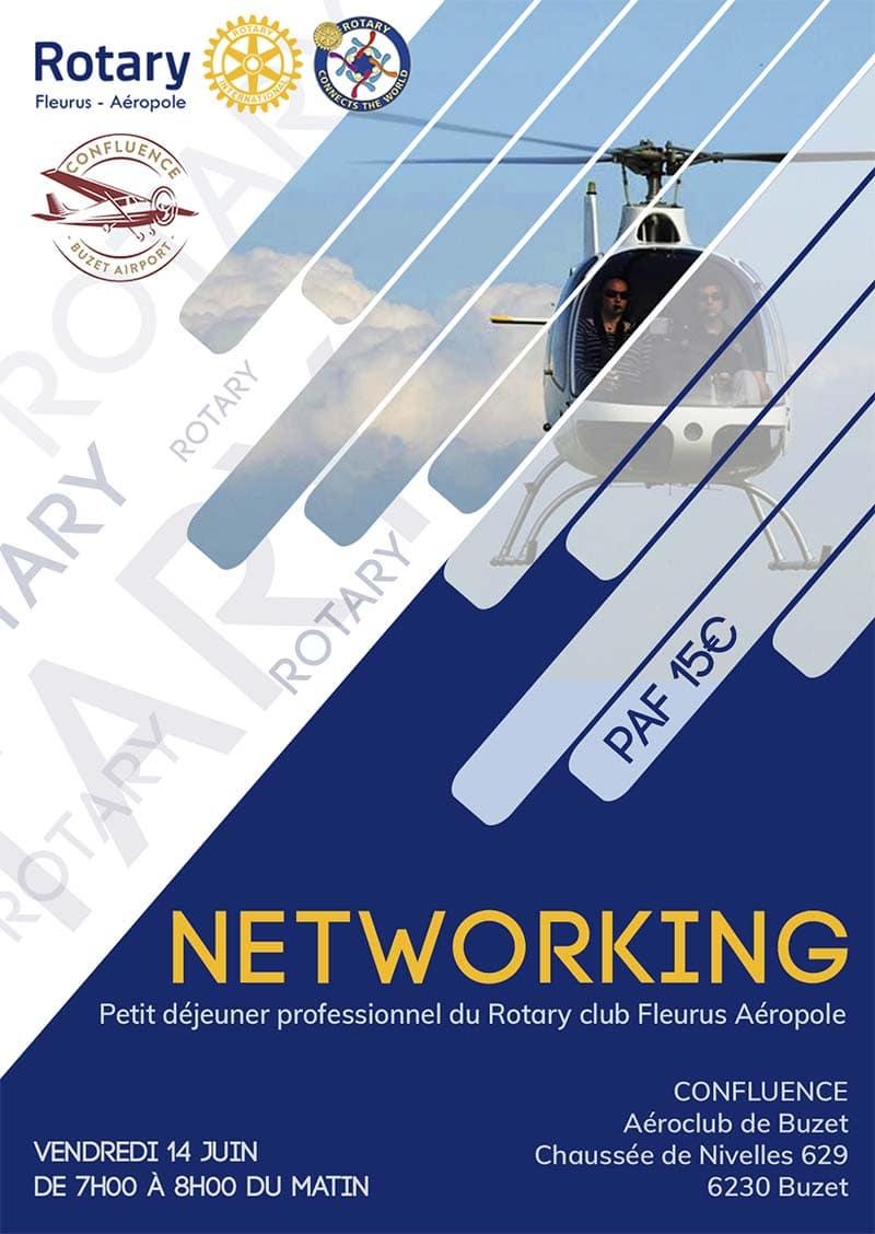 Affiche Networking  Rotary - Portfolio Espace Digital - Nicolas Masoni.jpg