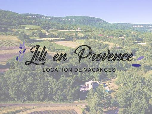 Lili en Provence