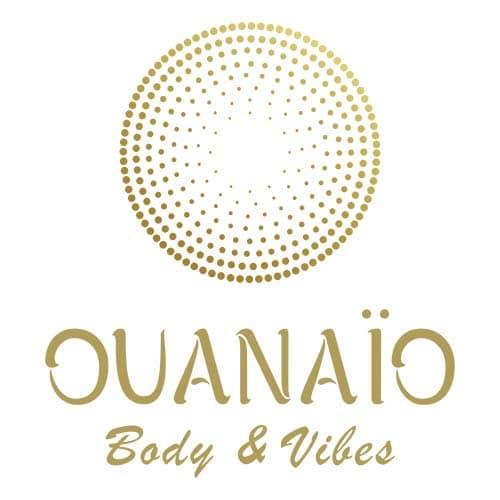 Logo - OUANAIO - BODY AND VIBES - Portfolio Espace Digital - Nicolas Masoni