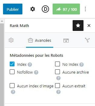 Comment référencer son site sur Google - Référencement naturel - SEO - RANK MATH - Indexer son site
