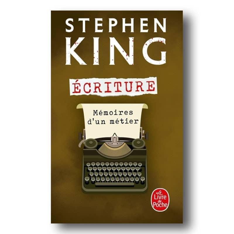les meilleurs livres entrepreneurs - Stephen King - Ecriture, mémoires d'un métier