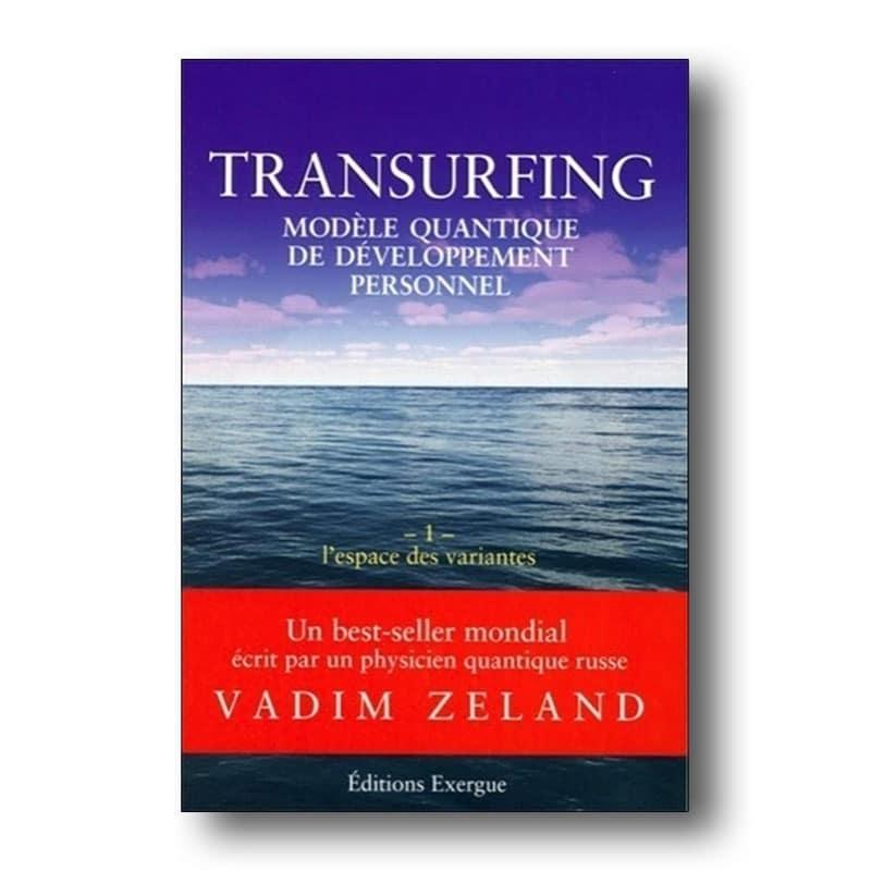 les meilleurs livres entrepreneurs - Vadim Zeland - Transurfing